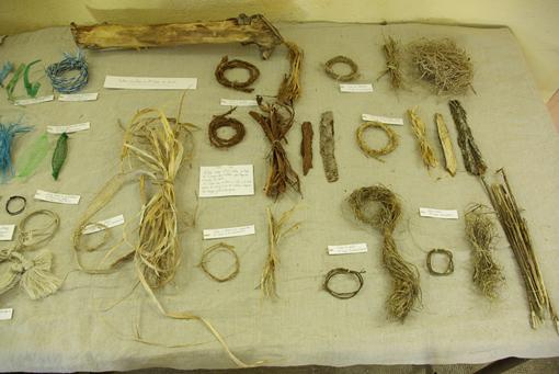 Collecte de fibres naturelles et artificielles