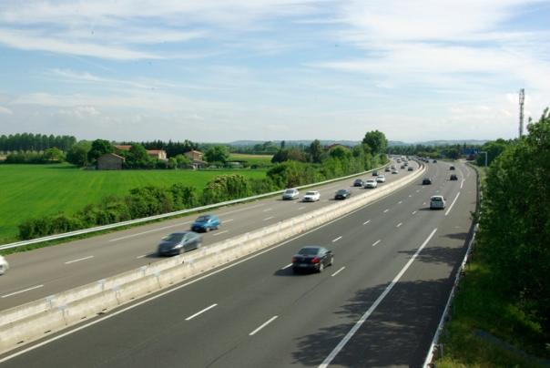 L'autoroute A7